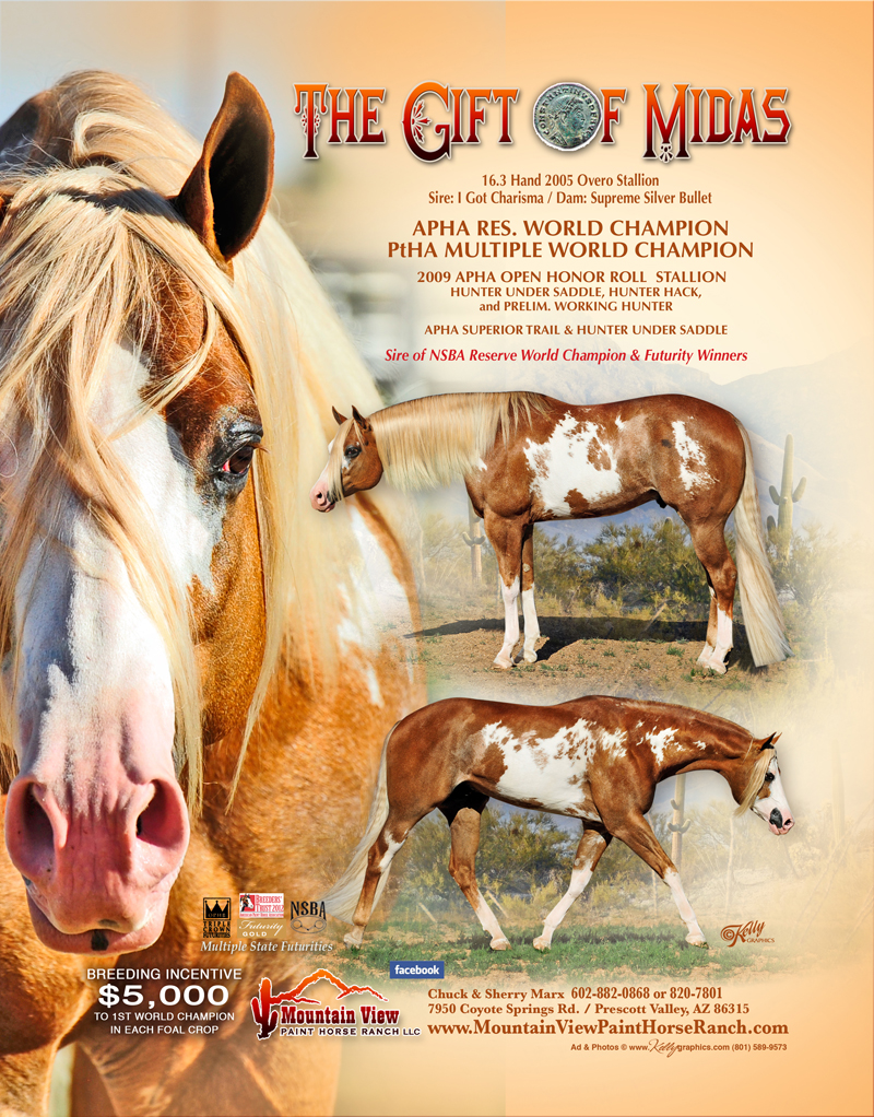 The Gift Of Midas - APHA